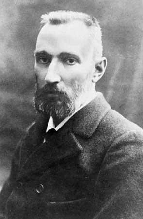 Pierre Curie, Peneliti Radioaktivitas